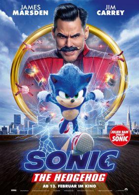 Plakatmotiv: Sonic the Hedgehog