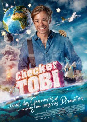 Plakatmotiv: Checker Tobi und das Geheimnis unseres Planeten