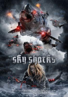 Plakatmotiv: Sky Sharks