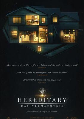 Plakatmotiv: Hereditary - Das Vermächtnis