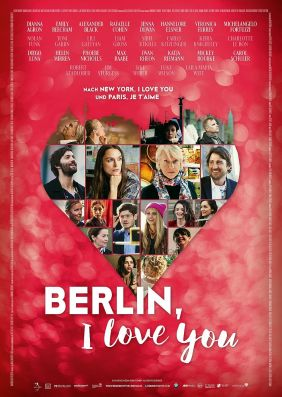 Plakatmotiv: Berlin, I Love You
