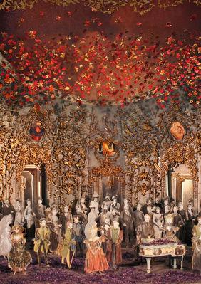 Plakatmotiv: Met Opera 2018/19: La Traviata (Verdi)