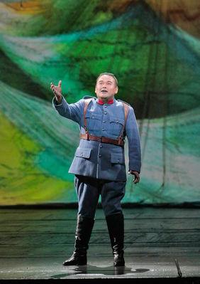 Plakatmotiv: Met Opera 2018/19: La Fille Du Régiment (Donizetti)