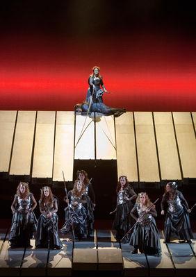 Plakatmotiv: Met Opera 2018/19: Die Walküre (Wagner)