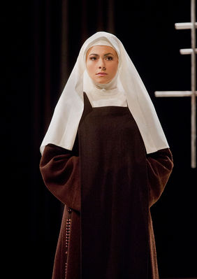 Plakatmotiv: Met Opera 2018/19: Dialogues des Carmélites (Poulenc)