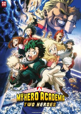 Plakatmotiv: Anime Night 2019: My Hero Academia: Two Heroes