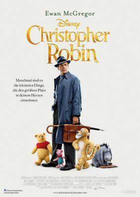 Plakatmotiv: Christopher Robin