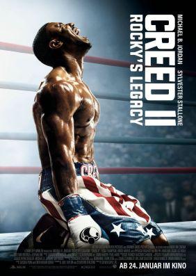 Plakatmotiv: Creed 2
