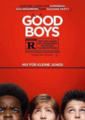 Plakatmotiv: Good Boys