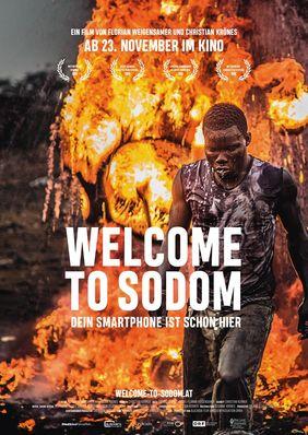 Plakatmotiv: Welcome to Sodom