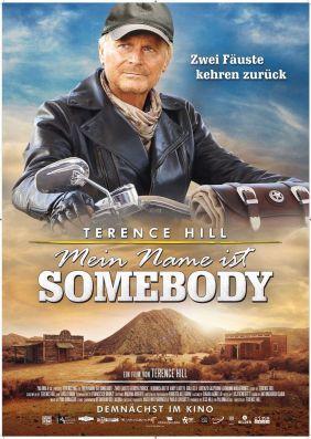 Plakatmotiv: Mein Name ist Somebody - Zwei Fäuste kehren zurück