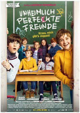 Plakatmotiv: Unheimlich perfekte Freunde
