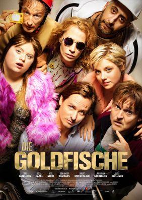Plakatmotiv: Die Goldfische