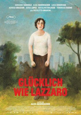 Plakatmotiv: Glücklich wie Lazzaro