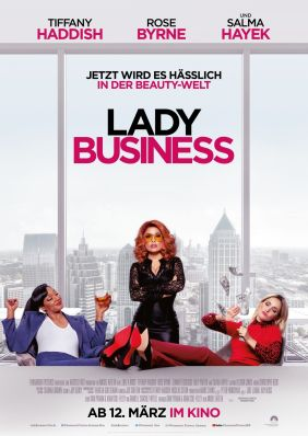 Plakatmotiv: Lady Business