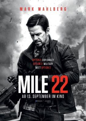 Plakatmotiv: Mile 22