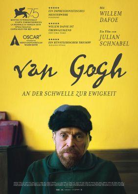 Plakatmotiv: Van Gogh - An der Schwelle zur Ewigkeit