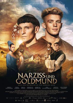 Plakatmotiv: Narziss und Goldmund