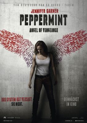 Plakatmotiv: Peppermint - Angel of Vengeance