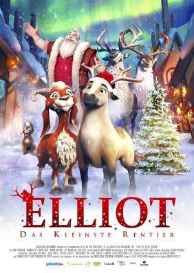 Plakatmotiv: Elliot - Das kleinste Rentier