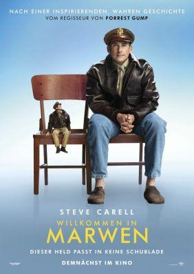 Plakatmotiv: Willkommen in Marwen