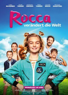 Plakatmotiv: Rocca verändert die Welt