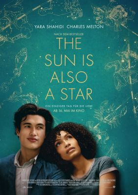 Plakatmotiv: The Sun Is Also A Star