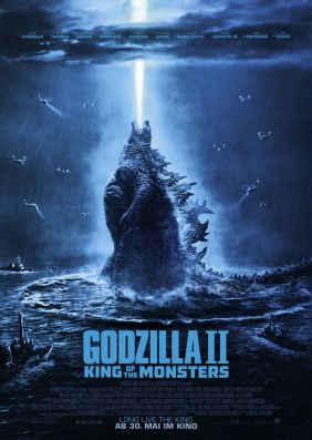 Plakatmotiv: Godzilla 2: King of the Monsters