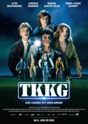 Plakatmotiv: TKKG - Jede Legende hat ihren Anfang