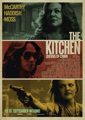 Plakatmotiv: The Kitchen: Queens of Crime