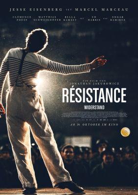 Plakatmotiv: Resistance - Widerstand