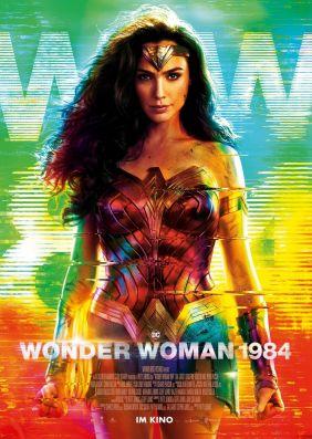 Plakatmotiv: Wonder Woman 1984