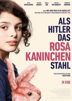 Plakatmotiv: Als Hitler das rosa Kaninchen stahl