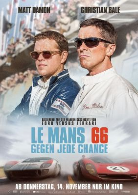 Plakatmotiv: Le Mans 66 - Gegen jede Chance