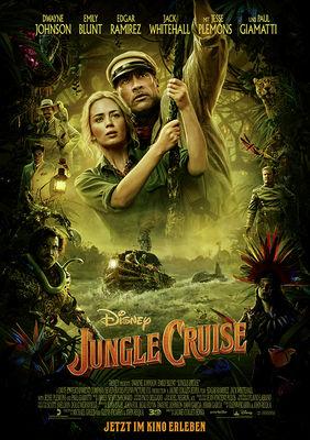 Plakatmotiv: Jungle Cruise