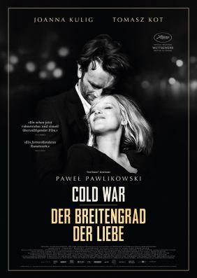 Plakatmotiv: Cold War - Der Breitengrad der Liebe