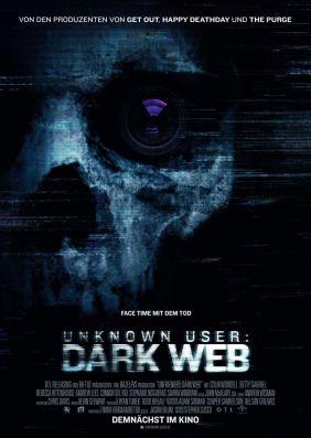 Plakatmotiv: Unknown User: Dark Web