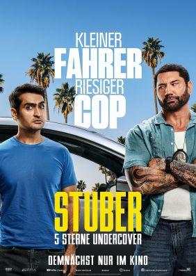 Plakatmotiv: Stuber - 5 Sterne Undercover