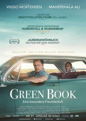 Plakatmotiv: Green Book - Eine besondere Freundschaft