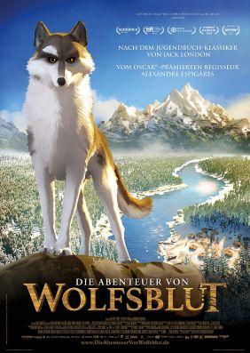 Plakatmotiv: Die Abenteuer von Wolfsblut