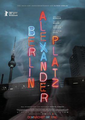 Plakatmotiv: Berlin Alexanderplatz