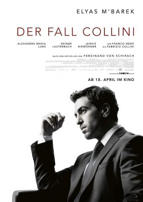 Plakatmotiv: Der Fall Collini
