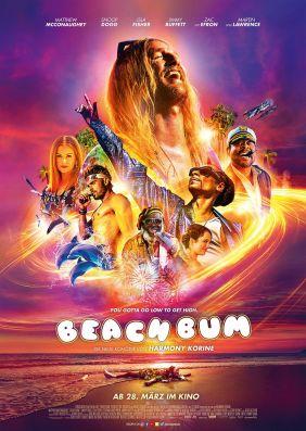 Plakatmotiv: Beach Bum