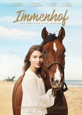 Plakatmotiv: Immenhof - Das Abenteuer eines Sommers
