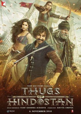 Plakatmotiv: Thugs of Hindostan