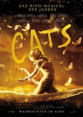 Plakatmotiv: Cats