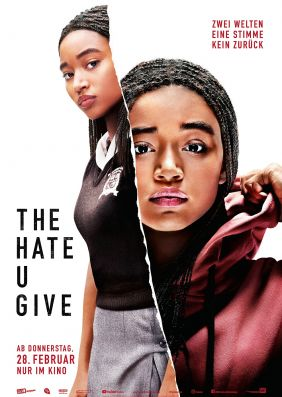 Plakatmotiv: The Hate U Give