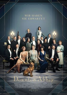 Plakatmotiv: Downton Abbey