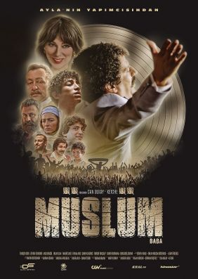 Plakatmotiv: Müslüm