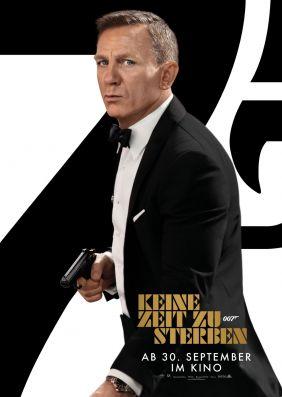 Plakatmotiv: James Bond 007: Keine Zeit zu sterben